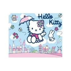 Puzzle Ravensburger de 500 piezas Hello Kitty