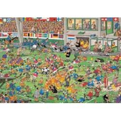 Puzzle Jumbo de 2000 piezas Championship Football