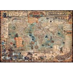 Puzzle Heye 3000 Pirate World
