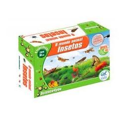 El mundo animal. Insectos