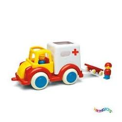 Ambulancia. Viking Toys