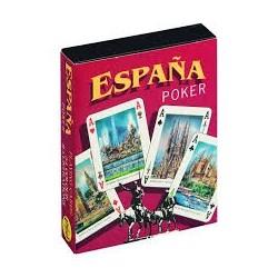 Cartas Colección España Poker