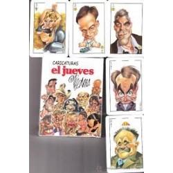 Cartas Colección El Jueves