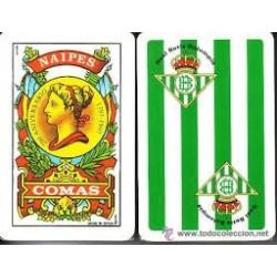 Cartas Real Betis Balompié Comas