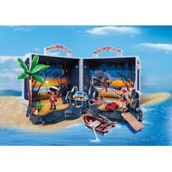 Playmobil 5347 Cofre del tesoro Pirata