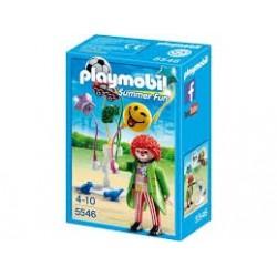 Playmobil 5546 Vendedor de globos