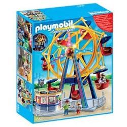 Playmobil 5552 Noria con luces