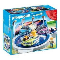 Playmobil 5554 Atracción de naves giratorias con luces