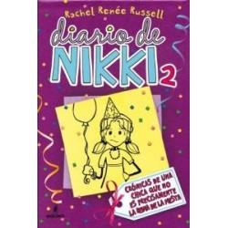 Diario de Nikki 2. Cuando no eres la reina de la fiesta precisamente