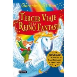Gerónimo Stilton. Tercer viaje al Reino de la Fantasía