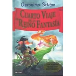 Gerónimo Stilton. Cuarto viaje al Reino de la Fantasía