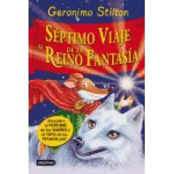 Gerónimo Stilton. Séptimo viaje al Reino de la Fantasía
