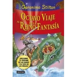 Gerónimo Stilton. Octavo viaje al Reino de la Fantasía