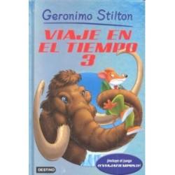Gerónimo Stilton. Viaje en el Tiempo 3