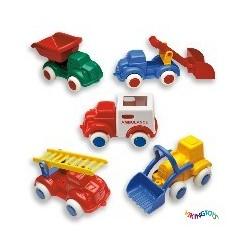 Vehículos Flex Chubbies. Viking Toys
