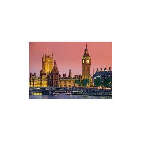 Puzzle Clementoni de 500 piezas Londres