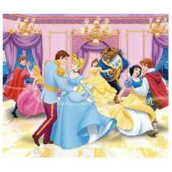 Puzzle Ravensburguer 3D de 80 piezas. Princesas Disney