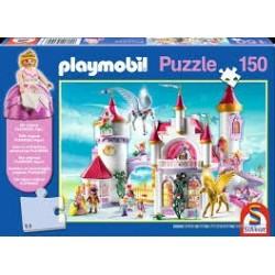 Puzzle Schmidt de 150 piezas Playmobil Palacio de princesas
