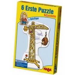 Puzzle Haba progresivo Las obras