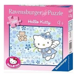 Puzzle Ravensburger de 300 piezas Angelito Hello Kitty
