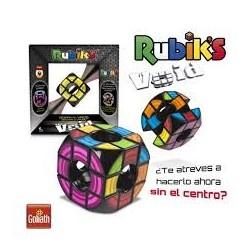 Rubik's Void Puzzle