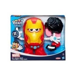 Mr Potato Iron Man y Toni Stark