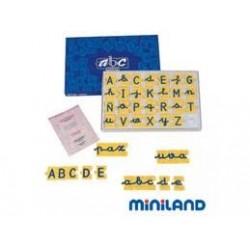 Estuche Abecedario puzzle 160 piezas