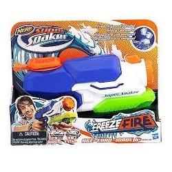 Pistola de agua Nerf Super Soaker Freezefire