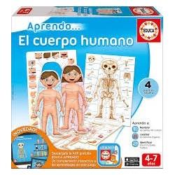 Aprendo... El cuerpo Humano con APP