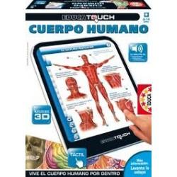 Educa Touch. Cuerpo Humano