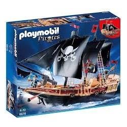 Playmobil 6678 Buque corsario
