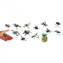 Bote Insectos 12 figuras