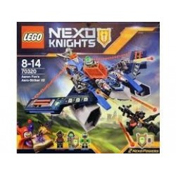 Lego 70320 Nexo Knigtht Aaron Fox`s Aero