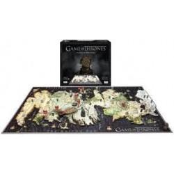 Puzzle 4D Juego de tronos. Batallas de Poniente