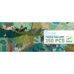 Puzzle Galería 350 piezas Barco poético