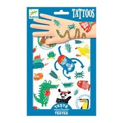 Tatuajes Hocicos