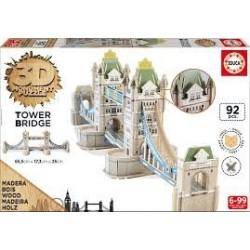 Puzzle Educa 3D  Tower Bridge
