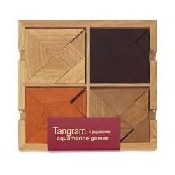 Tangram 4 jugadores