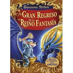 Gerónimo Stilton. El gran regreso al Reino de la Fantasía