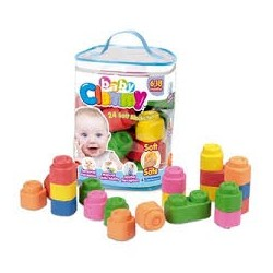 Bloques blanditos Baby Clemmy