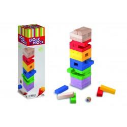 Torre de equilibrio colores cayro