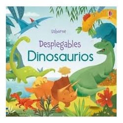 Desplegables. Dinosaurios