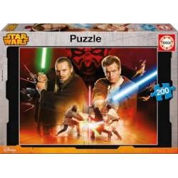Puzzle Educa de 200 piezas Star Wars Episodio VII
