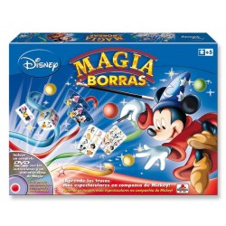 Magia borrás Mickey DVD