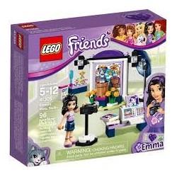 Lego 41305 Friends Estudio fotográfico de Emma