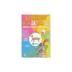 32 cuentos de la A a la Z
