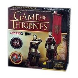 Set de construcción Juego de Tronos. Casa Lannister