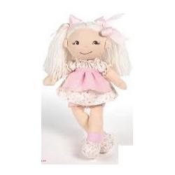 Cristina vestido flor rosa