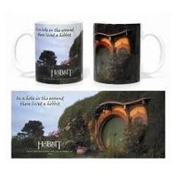 Taza de cerámica The Hobbit. Puerta Hobbit
