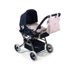 Carro -Cuco con ruedas Carlota XL